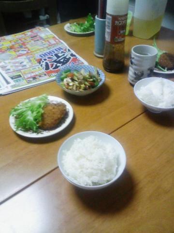 関西の昼食