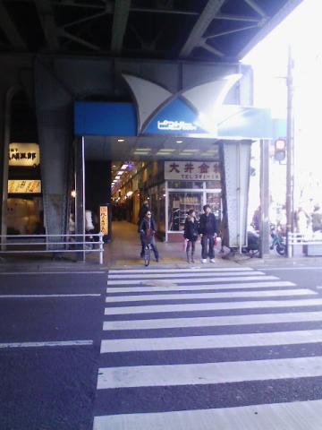 三宮高架下商店街・ピアザkobe