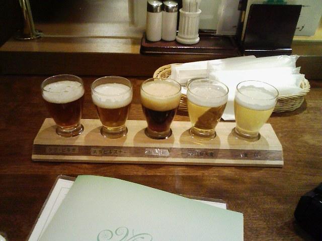 大雪地ビール