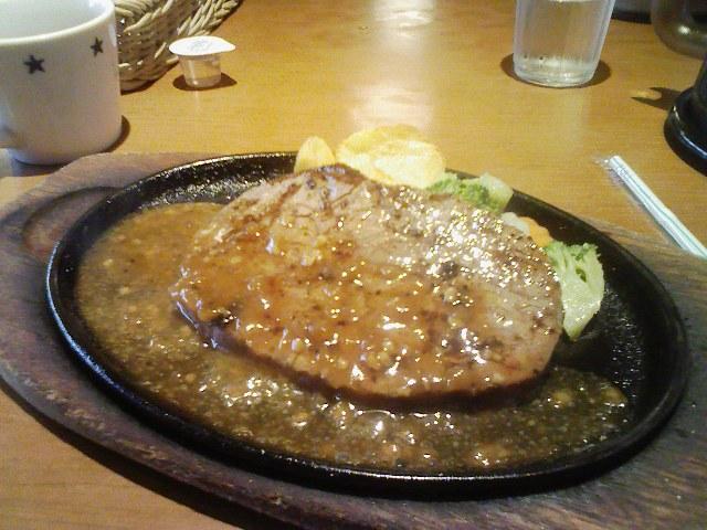 ステーキのどん・ワゴンステーキランチ